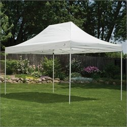10'x15' Pro Pop-Up Canopy Straight Leg with Cover
