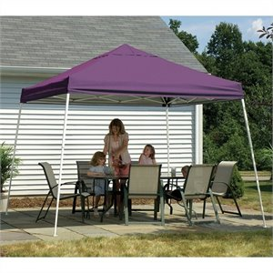 10'x10' Sport Pop-Up Canopy Slant Leg with Cover
