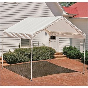 ShelterLogic Max AP 10'x10' Canopy in White