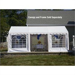 10'x20' Party Tent Enclosure Kit