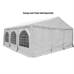 20'x20' Party Tent Enclosure Kit