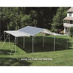 ShelterLogic 10'x20' Max AP Canopy Extension Kit in White