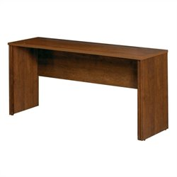 Bestar Embassy Wood Credenza in Tuscany Brown