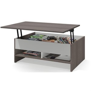 Bestar Small Space Lift-Top Coffee Table-SH1