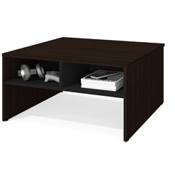 Bestar Small Space Storage Coffee Table-SH3