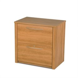 Bestar Embassy 2 Drawer Lateral Wood File Storage Cabinet