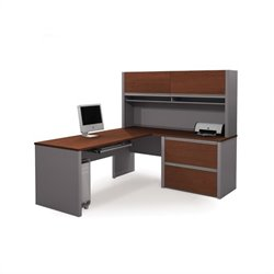 Bestar Connexion L-Shaped Office Set