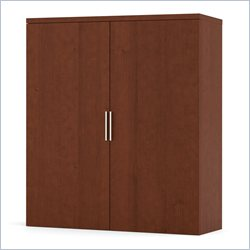 Bestar Pro-Linea Cabinet for Lateral File in Cognac
