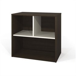 Bestar Contempo Storage Unit in Tuxedo