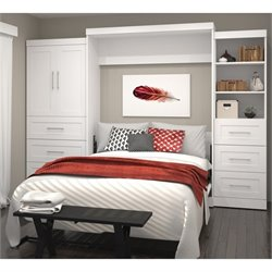 Pur Queen Wall Bed 26889