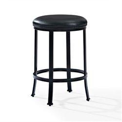 Crosley Windsor Stool in Black-SH4