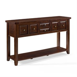 Crosley Sienna Console Table-SH12