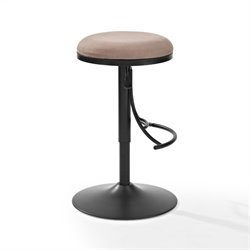 Crosley Jasper Backless Swivel Counter Stool-SH4