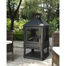 Outdoor Fireplaces & Heaters