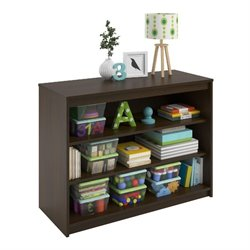 Ameriwood Cosco Elements Bookcase in Resort Cherry