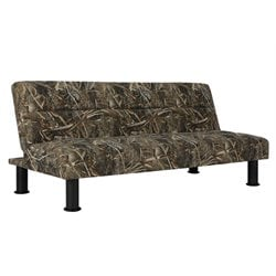 DHP Realtree Max Convertible Sofa in Camouflage