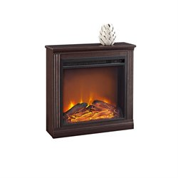 Ameriwood Home Bruxton Electric Fireplace-SH1
