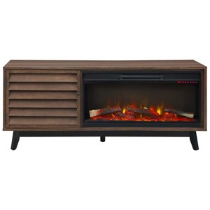 Ameriwood Home Vaughn Fireplace TV Stand