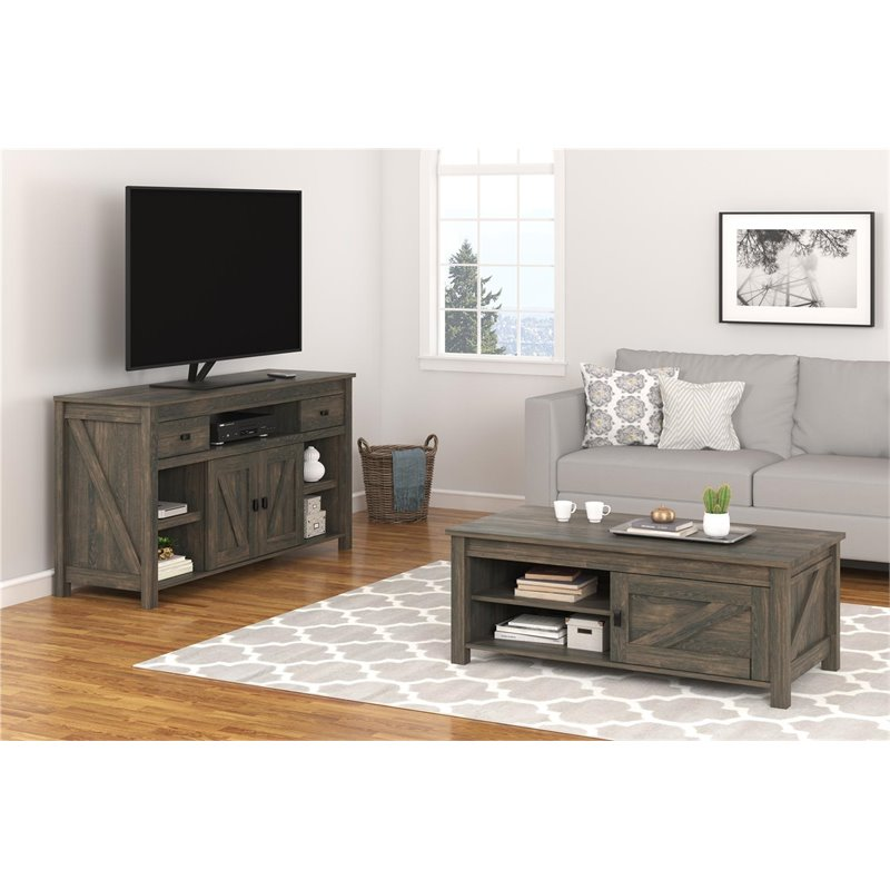 Ameriwood Home Farmington TV Stand for TVs up to 60