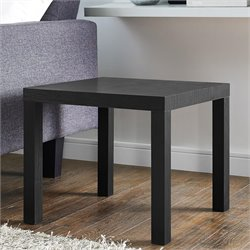 DHP Parsons End Table in Black