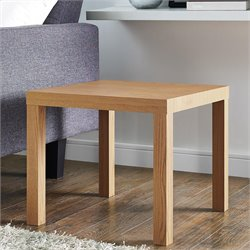 DHP Parsons End Table in Natural