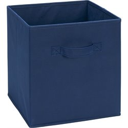 Ameriwood Fabric Storage Bin in Blue