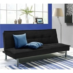 Kent Futon in Black