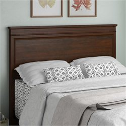 Altra Hanover Creek Wood Full Queen Panel Headboard in Divine Cherry