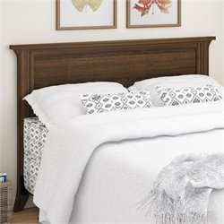 Altra Oakridge Wood Full Queen Panel Headboard in Homestead Oak