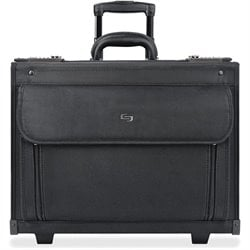 US Luggage Ballistic Rolling Computer Catalog Case