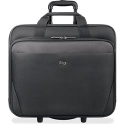 US Luggage Classic Laptop Rolling Case