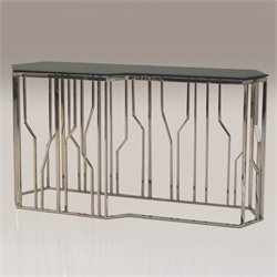 Mobital Borg Console Table in Black