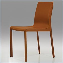 Mobital Fleur Dining Chair in Caramel