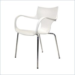 Mobital Brax Armchair in White