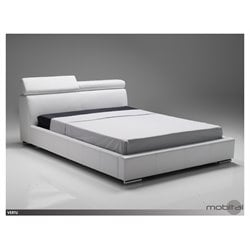 Mobital Vertu Bed in White