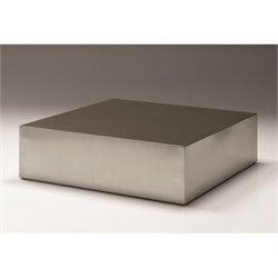 Mobital Enix Square Coffee Table in Gray