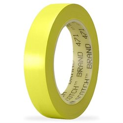 3M Yellow Vinyl Marking Tape