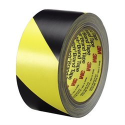 3M Diagonal Stripe Safety Tape