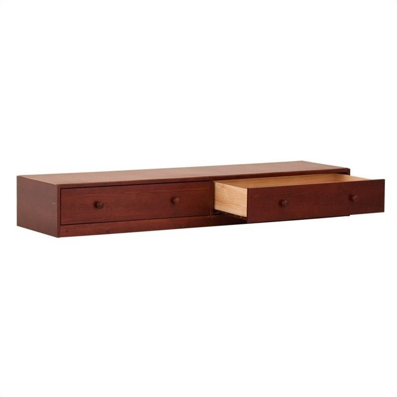 Drawers for Bunk Beds (Low) in Cherry