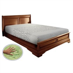 Comfort Magic 12 Inch De Novo Deluxe Memory Foam Mattress