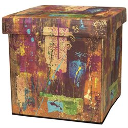 Oriental Furniture India by Gita Storage Ottoman