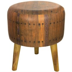 Oriental Furniture Italian Door Stool