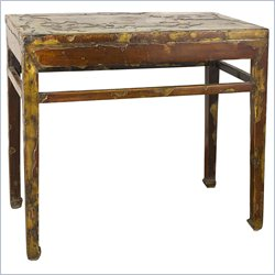 Oriental Furniture Antique Chinese Table in Rosewood