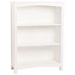 Bolton Furniture Wakefield Kids Bookcase in White