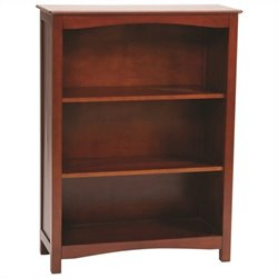 Bolton Furniture Wakefield Kids Bookcase in Cherry