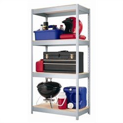 Hirsh Industries LLC 1000 Series 4 Shelf Storage Unit