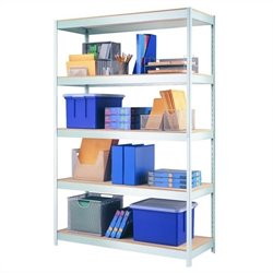 Hirsh Industries 1000 Series 5-Shelf Unit