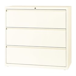 Hirsh 3 Drawer Lateral File Cabinet in Cloud