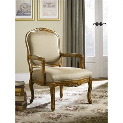Hammary Hidden Treasures Fabric Accent Chair