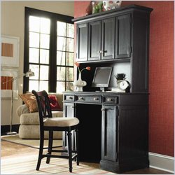 Hammary Camden Home Work Station in Black